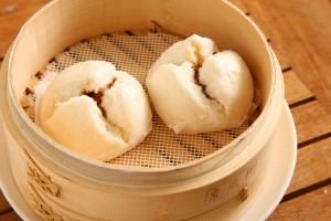 香港飲茶の定番!お子様にも大人気の香港チャーシューが入った肉まん
