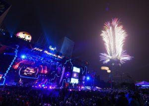 「台北最High新年城」年越しカウントダウンライブで、忘れられない大晦日の夜を過ごし、そして共に新年を迎えられます。