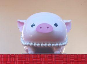 「東方美人茶大好き♪子豚のトンファン」