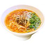 台湾カフェ・春水堂の「パクチーたっぷり担々麺」選べる4段階の辛さ