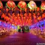 2016 台湾ランタンフェスティバルin桃園