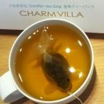 CHARM VILLA(子村荘園)可愛い金魚の台湾茶☆