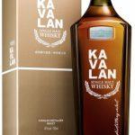台湾が誇るプレミアムウイスキー「カバラン(KAVALAN)」ブランドを、よりカジュアルに楽しめる新商品『ディスティラリーセレクト(Distillery Select)』が9月3日(月)発売開始!