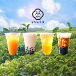 台湾で話題のオーガニックタピオカ店「atea茶舗」が期間限定で日本初出店!