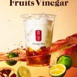 ~お茶でも、タピオカでもない!新商品が発売~『フルーツ ビネガー(Fruits Vinegar)』 2020年7月22日(水)より全店で販売開始