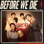 台湾ボーイズバンド【noovy】、除隊後初!約2年半ぶりの日本語曲「Before We Die(feat.Anly)」リリースを発表!日本向けのオンラインLIVEも配信決定!